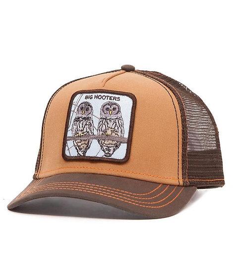 Goorin Bros | Big Hooters | כובעי גורין | ינשופים