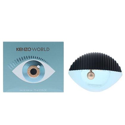 Kenzo | World | 75ml  | E.D.T | בושם לאשה