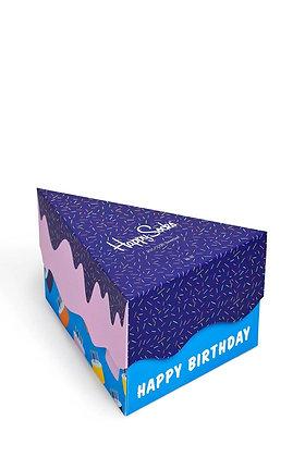 Happy Socks | מארז גרביים | יום הולדת