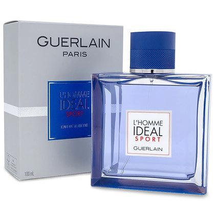 Guerlain | L'Homme Ideal Sport | 100ml | E.D.T | בושם לגבר