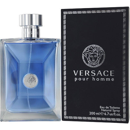 Versace | Pour Homme | 200ml | E.D.T | בושם לגבר