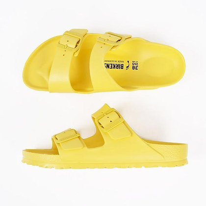 Birkenstock | Arizona | Vibrant Yellow | כפכפי בירקנשטוק לנשים
