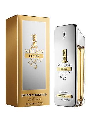 Paco Rabanne | one Million Lucky | E.D.T | 100ml | בושם לגבר