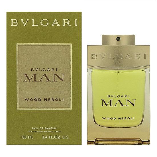 Bvlgari   Man Wood Neroli   E.D.P   100ml   בושם לגברים