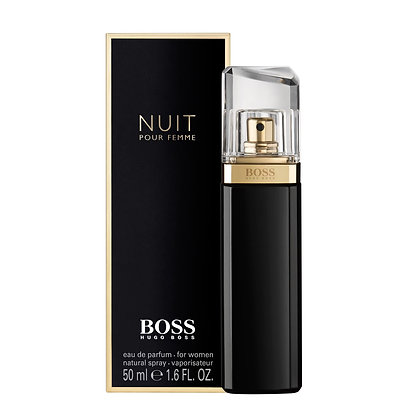 Hugo Boss | Nuit | E.D.T |  50ml | בושם לנשים