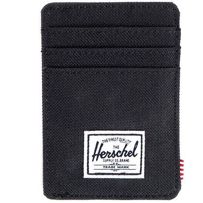 Herschel Supply Co | Raven | ארנק אנכי | שחור