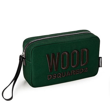 Dsquared2 | Green Wood | תיק רחצה