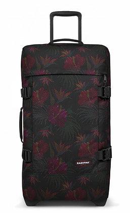 Eastpak   Tranverz M   מזוודה בינונית   רשת פרחים