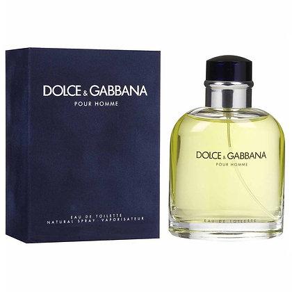 Dolce & Gabbana | Pour Homme | 125ml | E.D.T | בושם לגבר