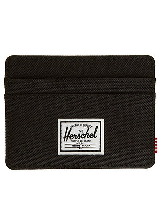 Herschel Supply Co | Charlie | ארנק של הרשל | שחור