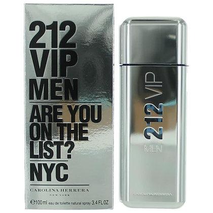 212 Vip Men Are You On The List NYC 100ml - בושם לגבר