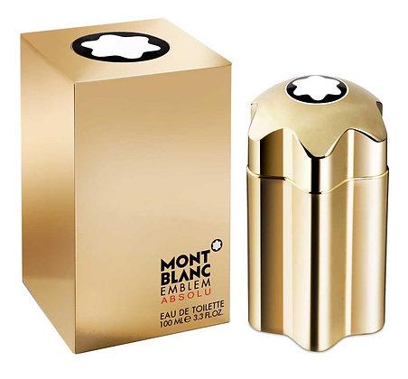 Montblanc | Emblem Absolu | E.D.T | 100ml | בושם לגבר