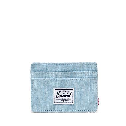 Herschel Supply Co | Charlie | ארנק | ג׳ינס שטוף