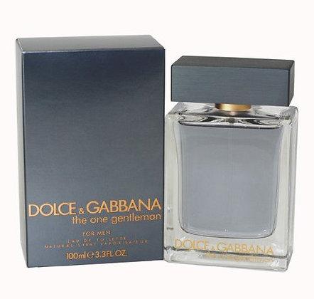 Dolce & Gabbana | The One Gentleman | 100ml | EDT | דולצ'ה וגבאנה | בושם לגבר