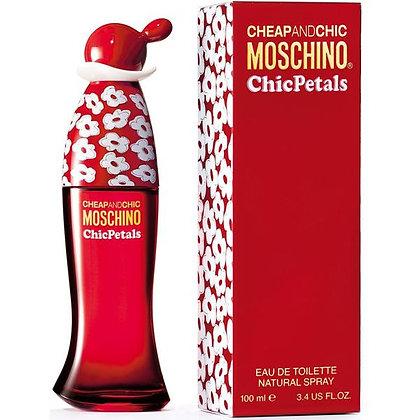 Moschino | Cheap And Chic Petals | EDT | 100ml | מוסקינו | בושם לאישה