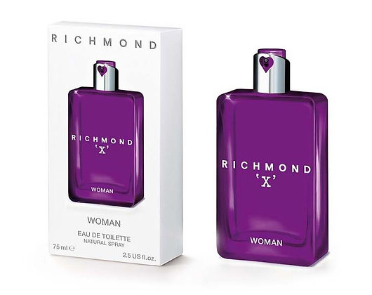 John Richmond | Richmond X | E.D.P | 75ml | בושם לאשה