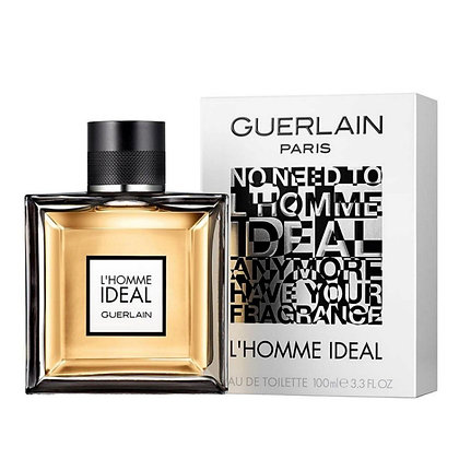 Guerlain | L'homme Ideal | 100ml | EDT | בושם לגבר