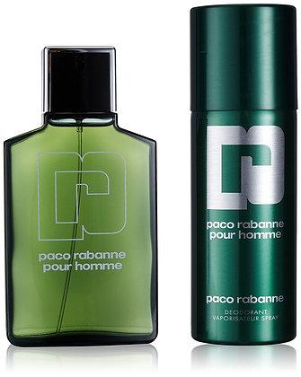 Paco Rabanne | Pour Homme | סט מבושם לגבר