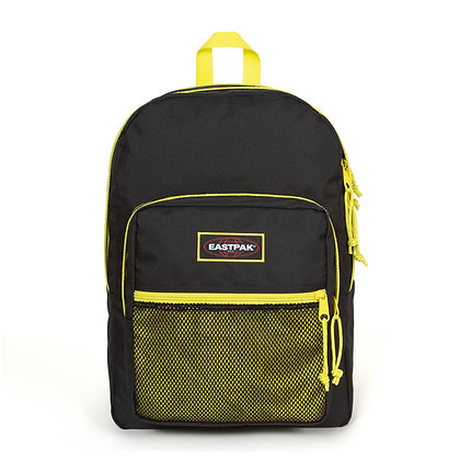Eastpak | Pinnacle | איסטפק | תיק גב | צהוב שחור