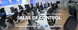 Salas de control