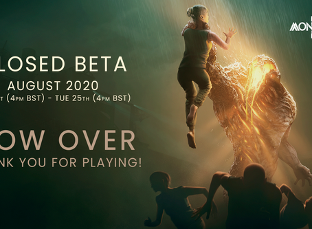Monstrum 2 Closed Beta Now Over!