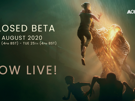 Monstrum 2 Closed Beta now LIVE!