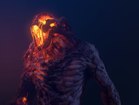 Dev Blog #7 - Meet (most of) the Monsters