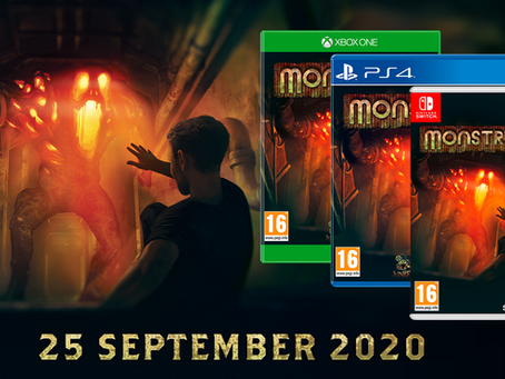 Monstrum 1 Physical Release Announcement!