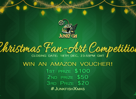 Christmas Fan-Art Competition