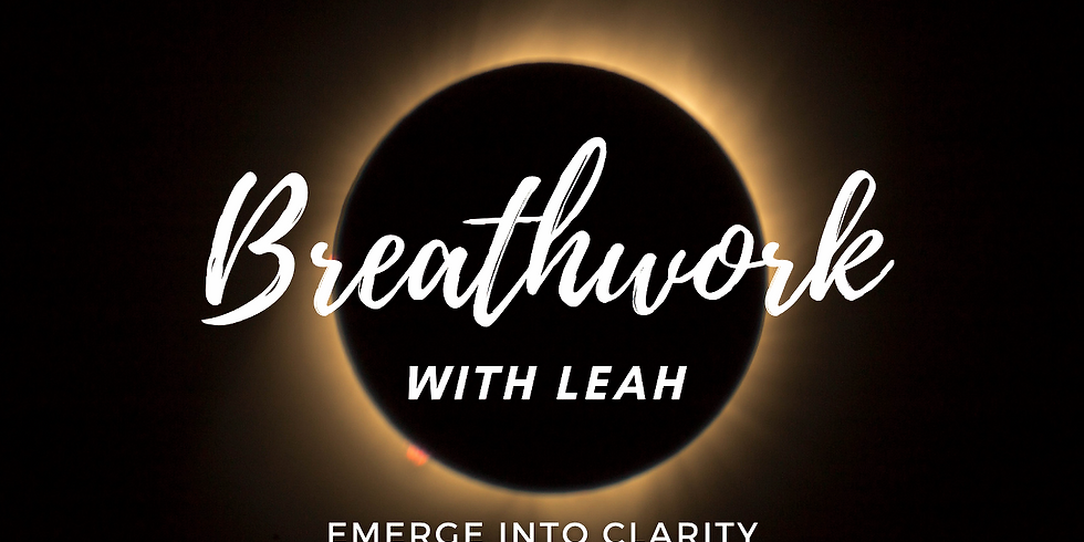 New Moon Breathwork Journey (ONLINE)