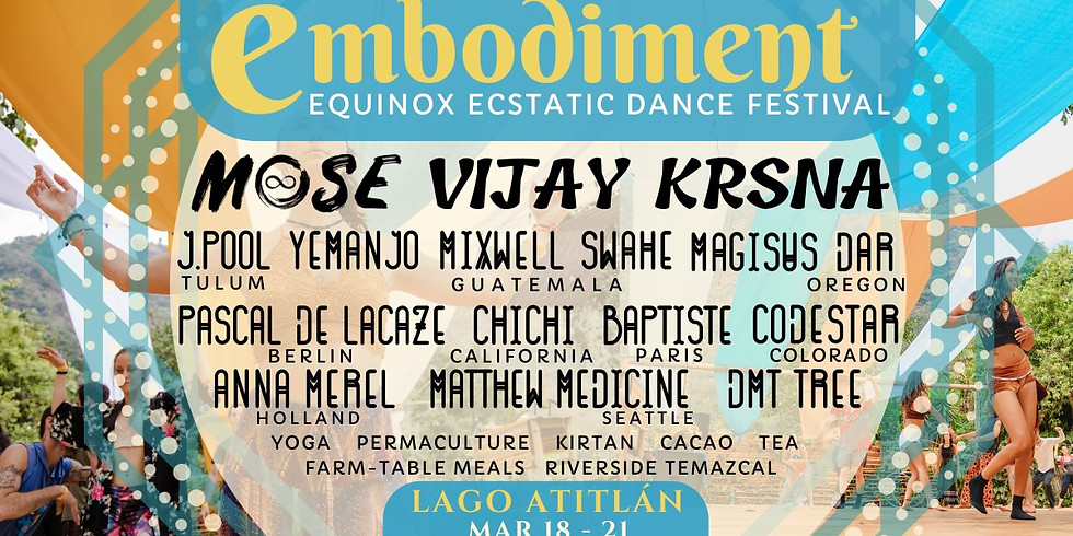 Ecstatic Equinox Embodiment Fest & Fundraiser