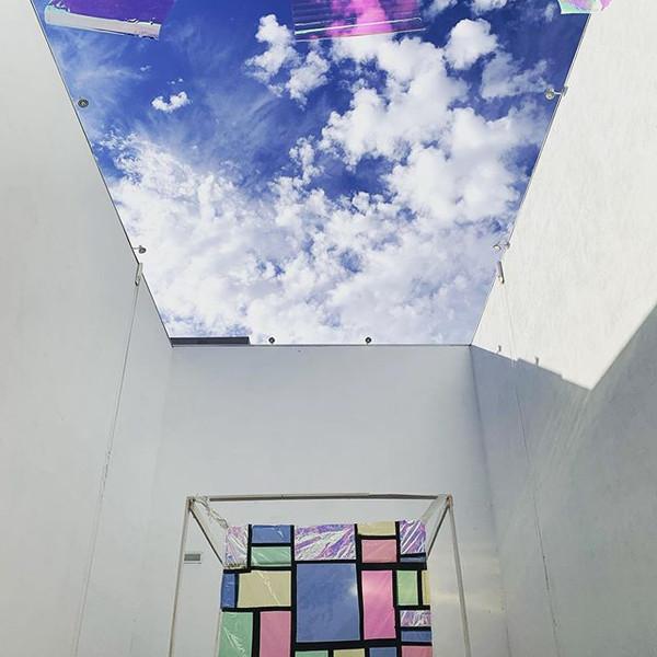 Untitled - Installation in the Atrium