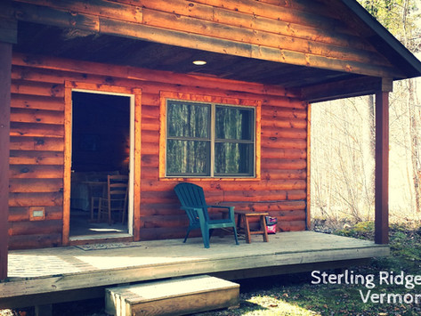 The Perfect Cozy Cabin in the Woods: Sterling Ridge Resort in Jeffersonville, VT
