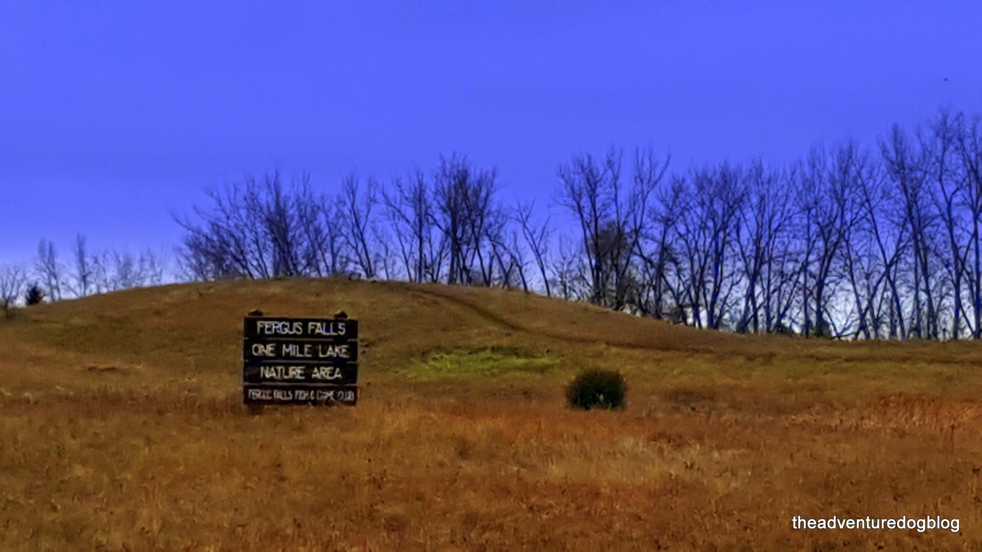 One Mile Lake Nature Area