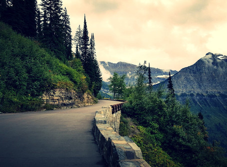 Bucket List: Going-to-the-Sun Road in Glacier National Park