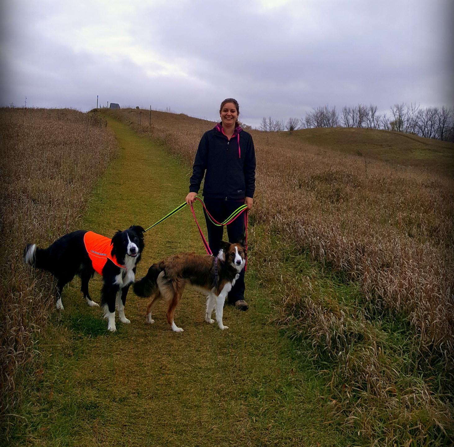 Danielle & The Adventure Dogs