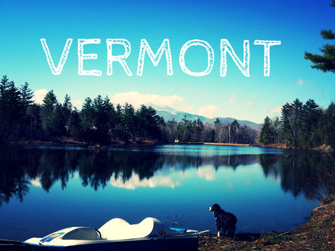 Why You Should Visit, I Mean Move To, I Mean Live in Vermont
