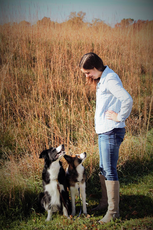 Danielle Lindblom from The Adventure Dog Blog