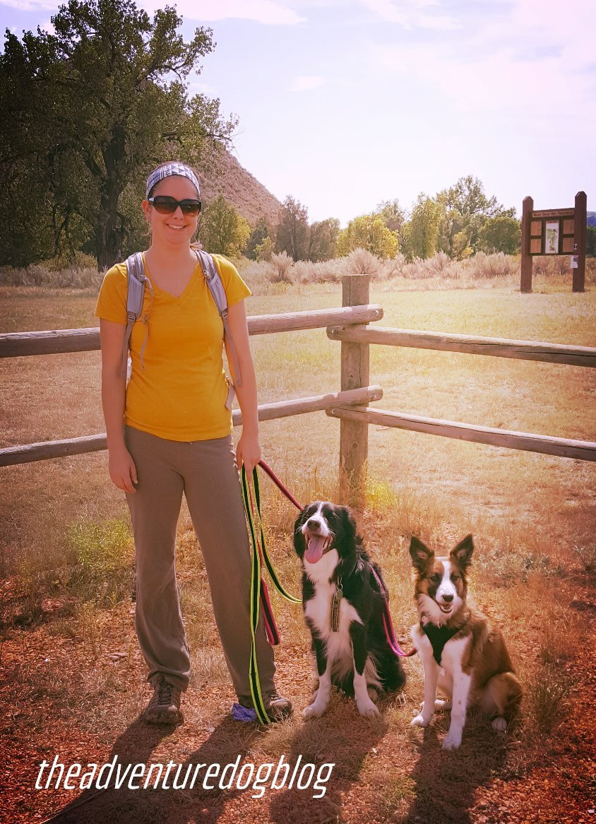 hiking medora