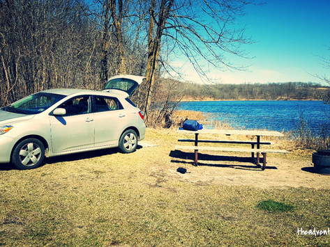 All Campgrounds in Maplewood State Park - Pelican Rapids, MN