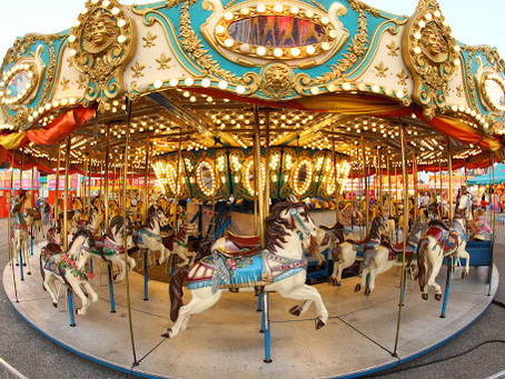 Emotions Are Like a Carousel