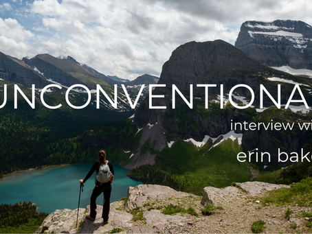 UNCONVENTIONAL Episode #3 - Erin Baker