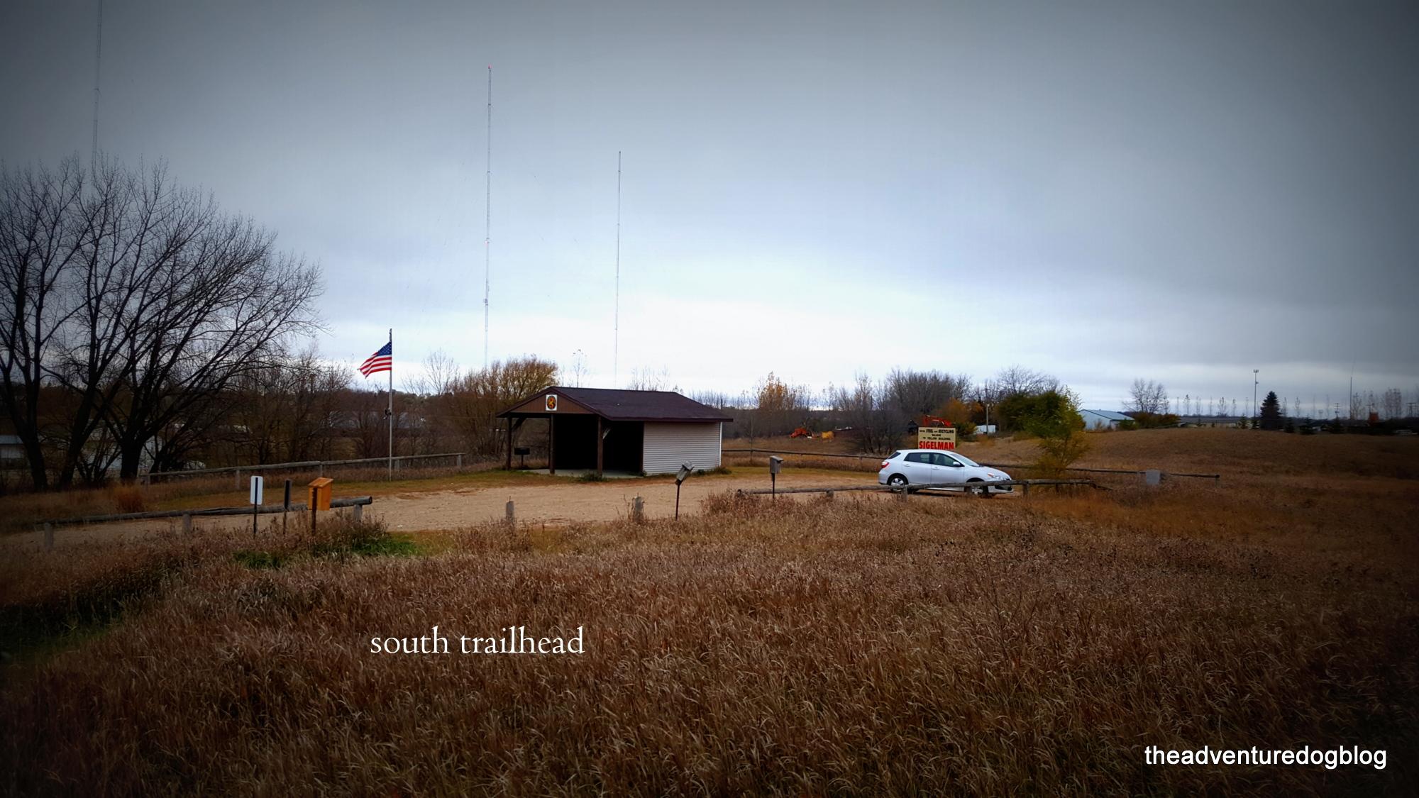 South Trailhead