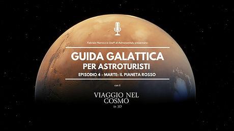Guida Galattica per Astroturisti - Marte