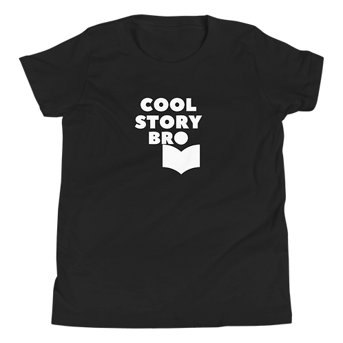Cool Story Bro Youth Short Sleeve T-Shirt