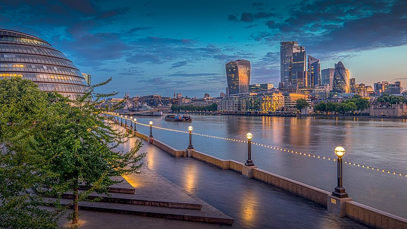 Having worked and lived in London for 10 years of my life I think it'll always remain as one of the greatest cities within my heart. Image credit: Pierre Blaché