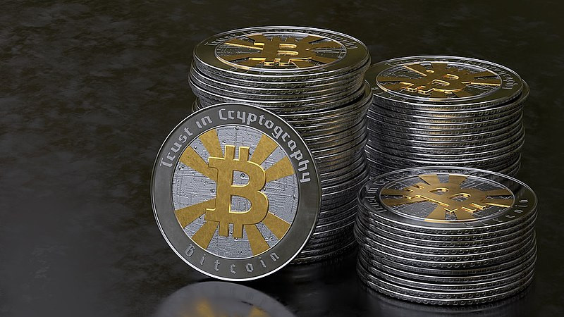 It's important to know that Bitcoin has no physical coins. It's purely a digital asset.