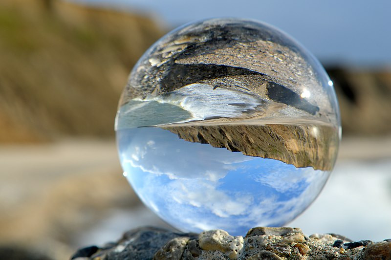It's easy to only look at the end result and ignore everything that goes into achieving it, almost like the person had a crystal ball telling them what to do. Image credit: Ragnar1904