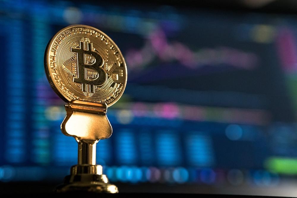 An image of bitcoin