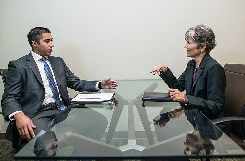 Negotiations were tough in the interview and I never expected I would ultimately turn the company down. But that's just the way things go sometimes. Image credit: Amtec Photos